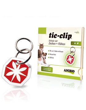 Anibio Tic Clip For Dogs And Cats